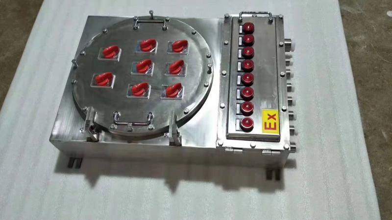 不锈钢非标定做防爆配电箱
